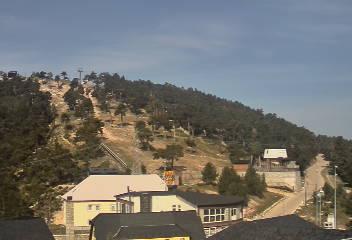 web cam Puerto de Navacerrada